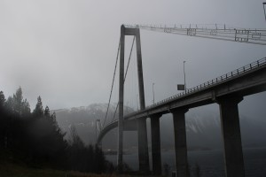 Most do dažďa