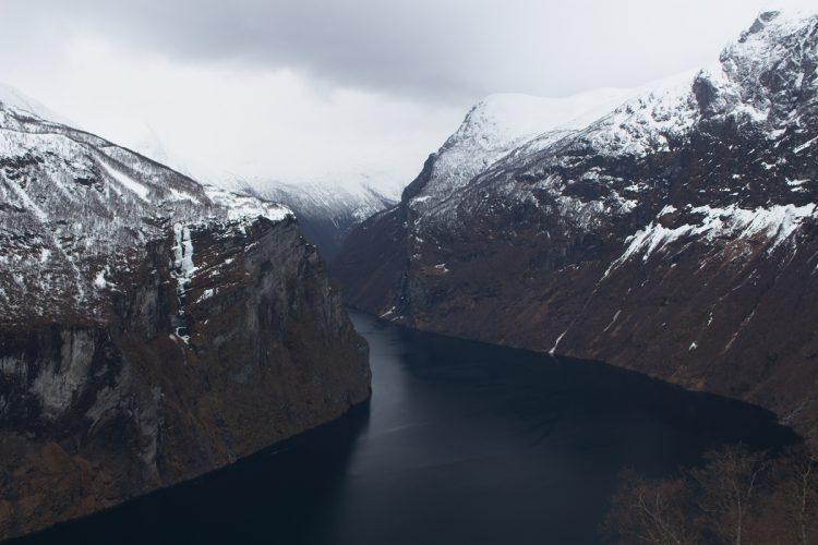 Výlet po fjordoch sa končí