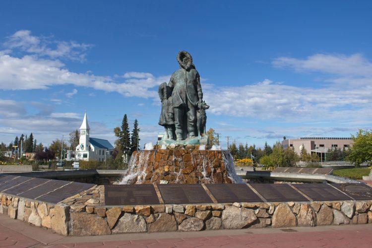 A sme vo Fairbanks